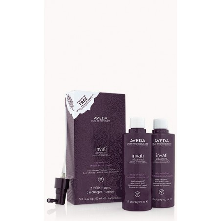 Invati Advanced™ Scalp Revitalizer Duo